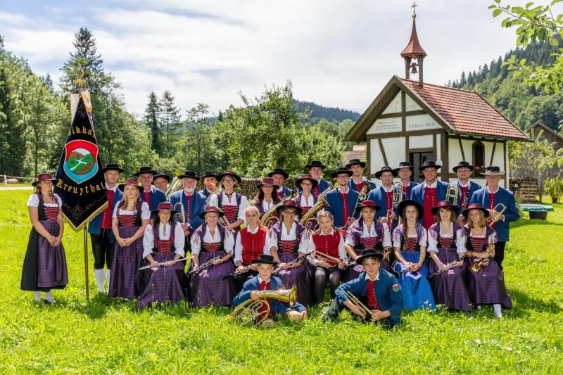 Musikkapelle Kreuzthal 2018
